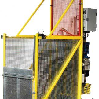 FULL200 Goods & Passenger Rack & Pinion Hoist