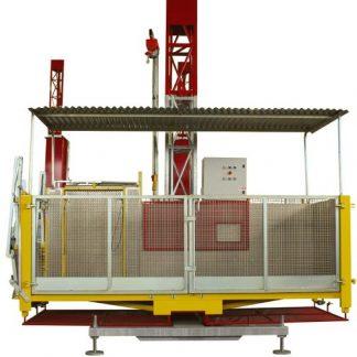 PTE1500 Goods & Passenger Hoist