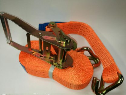 ratchet strap load secure lashing claw hook