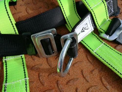 Full Body Safety Harness 2 point Chest D Ring